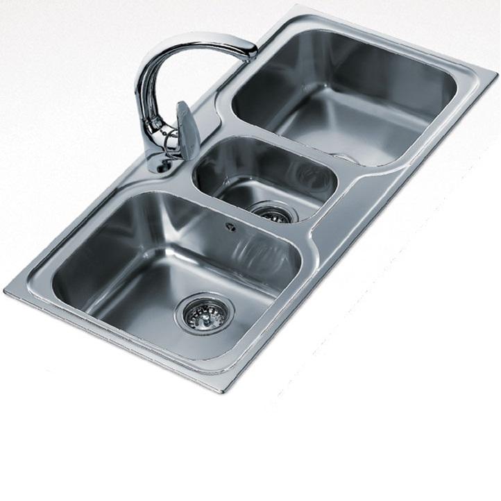 Chậu rửa chén bát Teka CLASSIC 2 1/2 B