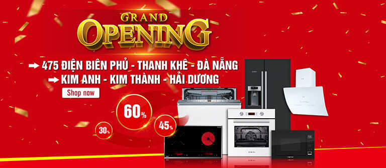 Showroom Teka Đà Nẵng